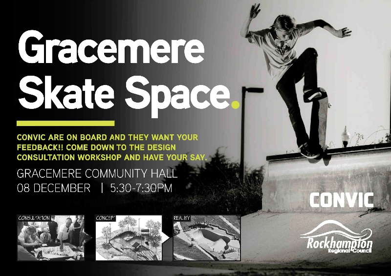Gracemere Skate Space