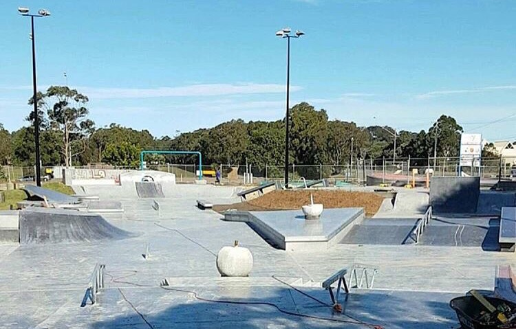 RE: New Bateau Bay Park design clip