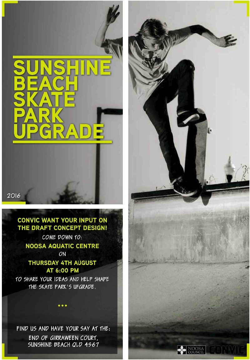 RE: Sunshine Beach Skate Park Upgrade