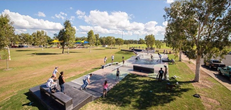 RE: Gracemere Skate Space