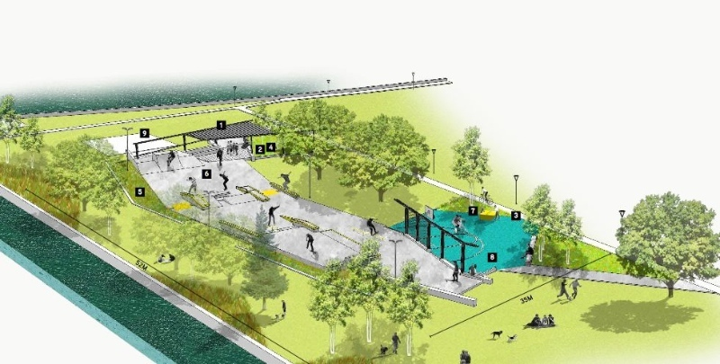 RE: Rushcutters Bay Park Skate Park