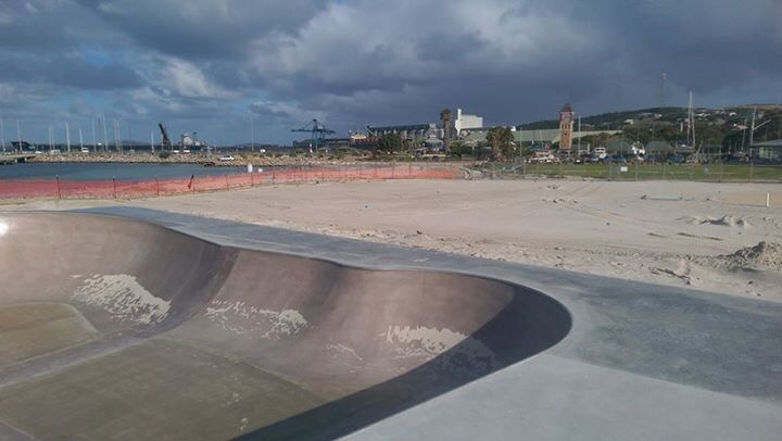 RE: New Esperance Skatepark