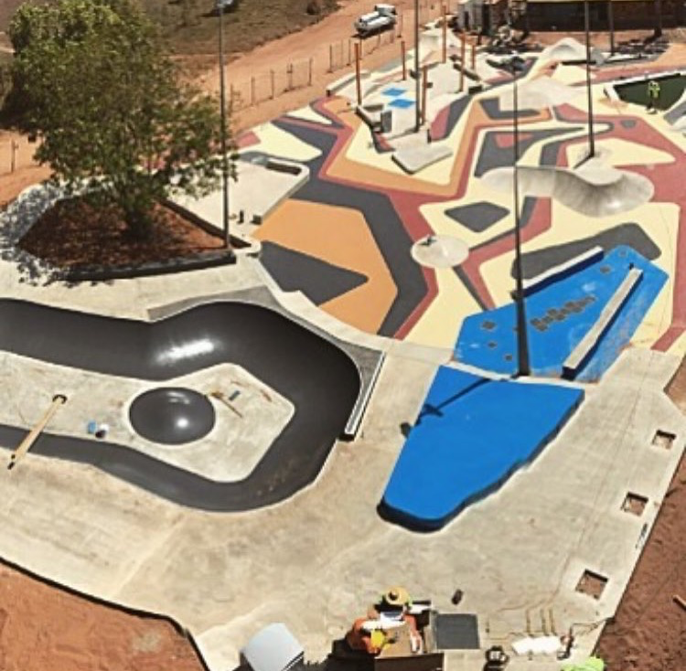 RE: Onslow new Skatepark