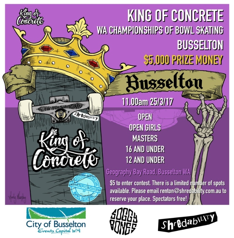 King of Concrete Busselton