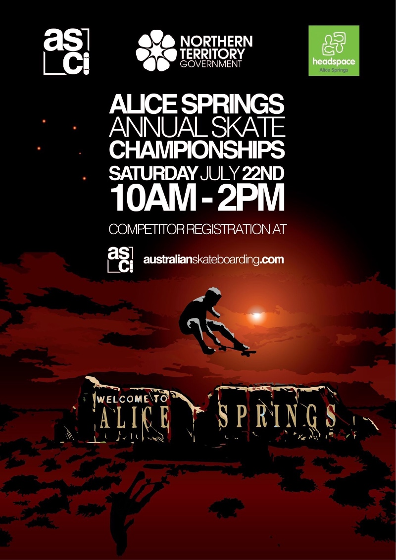 Alice Springs Comp