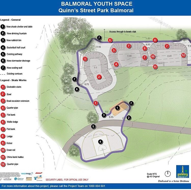 Balmoral Youth Space