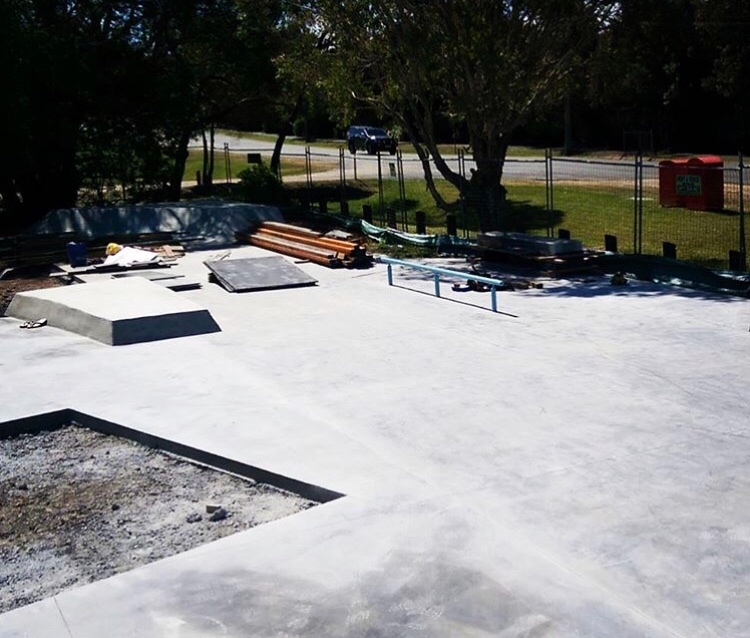 RE: Weinam Creek Skatepark