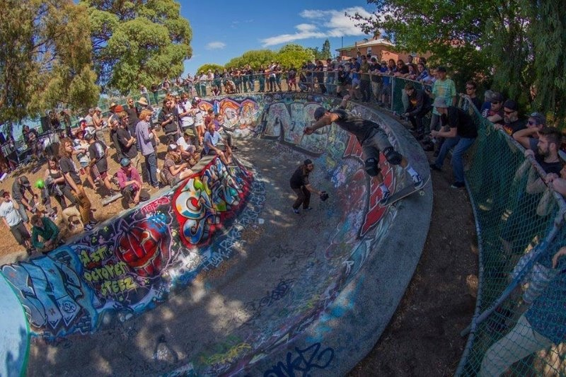 16th West Hobart Bowl Jam