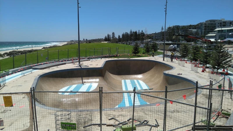Scarborough New Park