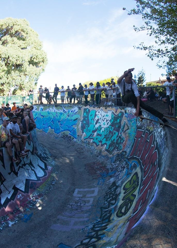 RE: 16th West Hobart Bowl Jam