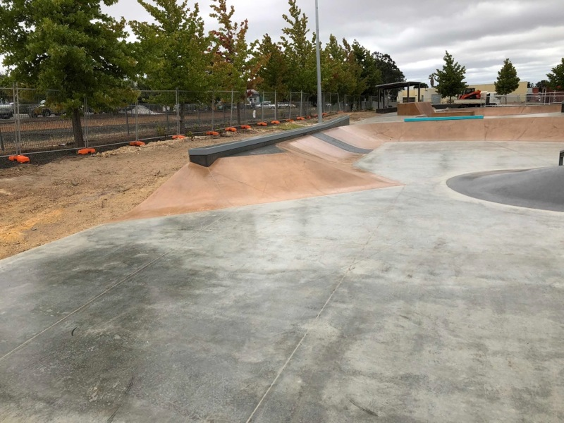 RE: Manjimup New Park