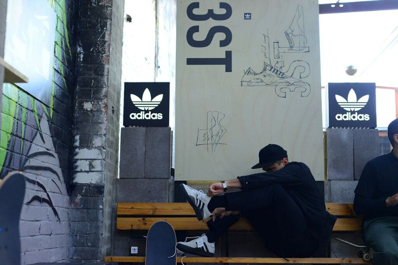 RE: Adidas Skateboarding 3ST Wear Test