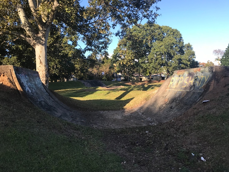 RE: Murwillumbah Half Pipe