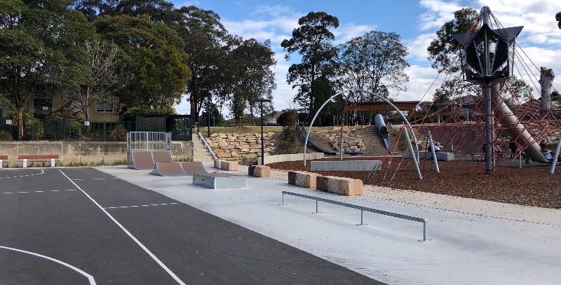 West Epping Mini Park