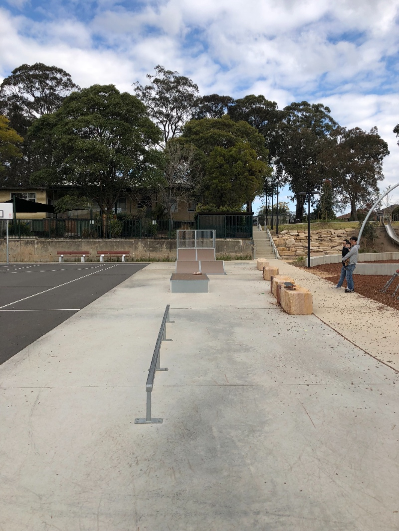 RE: West Epping Mini Park