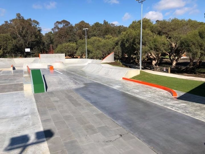 RE: Bibra Lake New Park