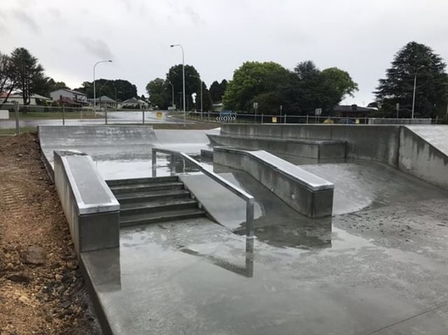 RE: Blayney New Park