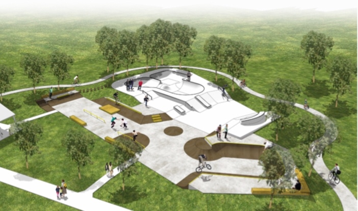 RE: Bathurst Skatepark Extension