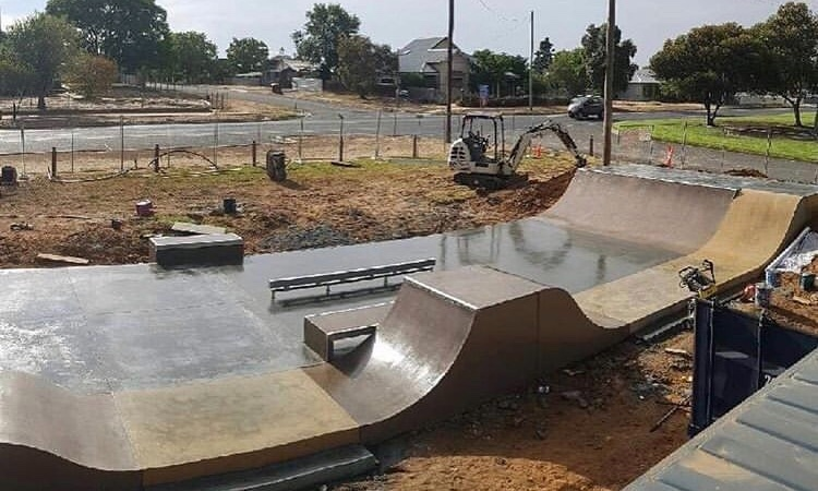 RE: Nhill New Park