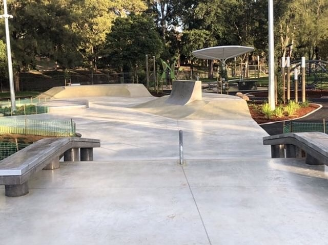 RE: Ryde Outdoor Youth Space