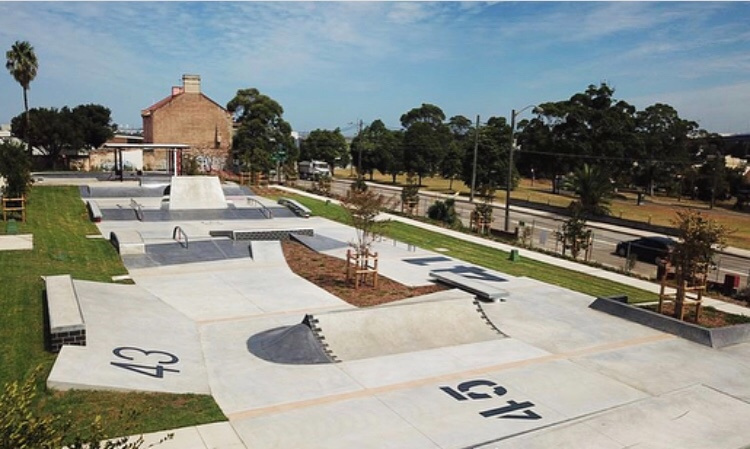 Sydenham Skatepark closed Saturday 10th August