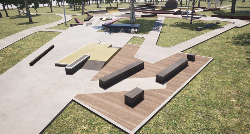 RE: New Adelaide City Park