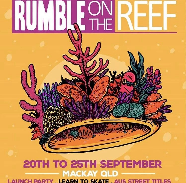 Rumble on the Reef 2021