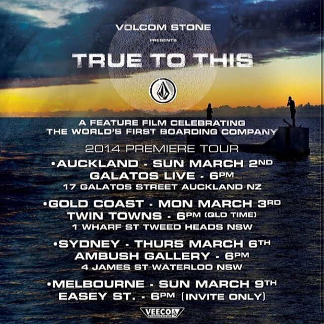 @volcom_oz are premiering thei