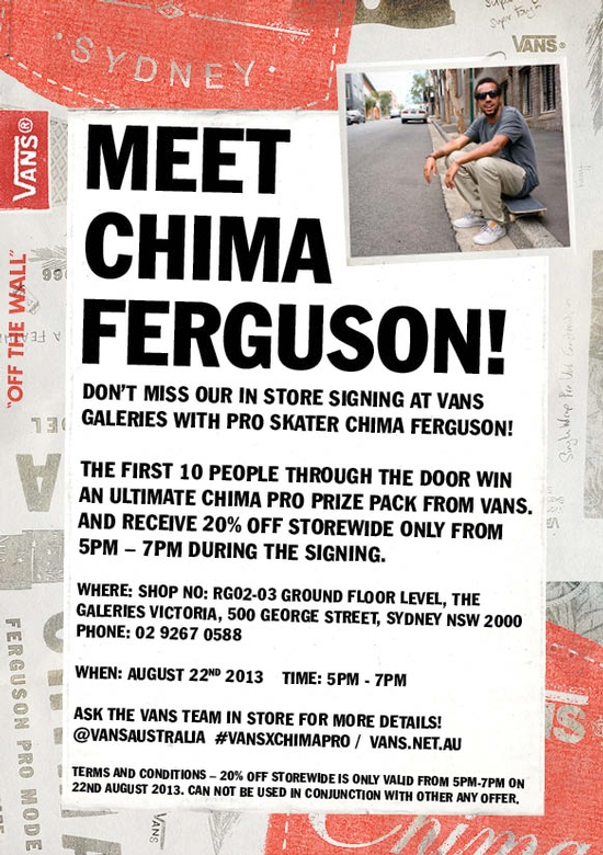 RE: Meet Chima Today!!!!