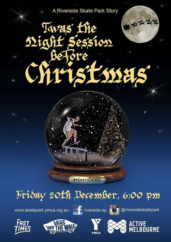 RE: NIGHT SESSION BEFORE CHRISTMAS