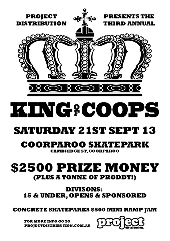 KING OF COOPS 2013 - 21ST SEPT