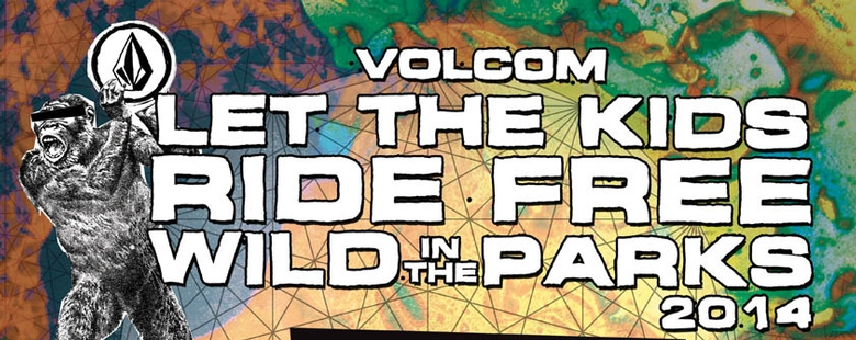 RE: Volcom Stone's Let The Kids Ride
