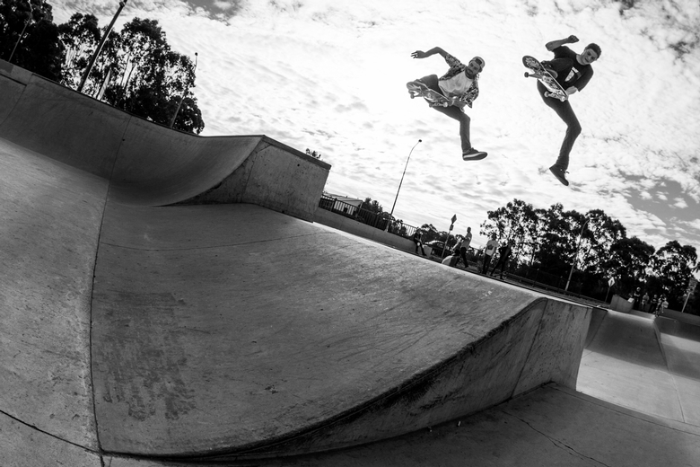 Emerica Park Checkout - Macquarie Fields