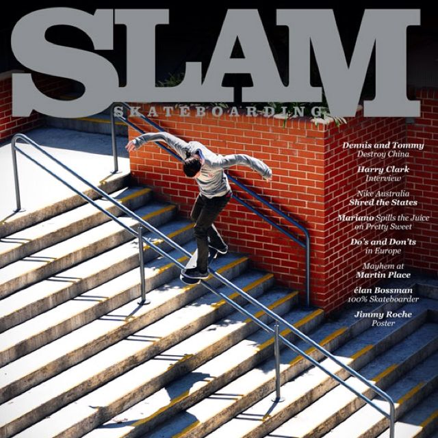 New Slam - Props Jake