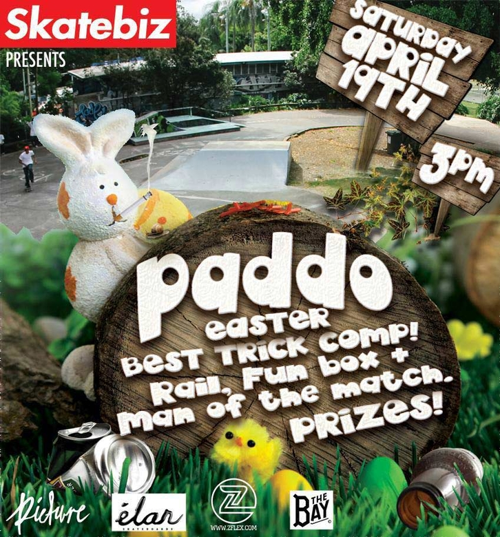Paddo Easter Comp