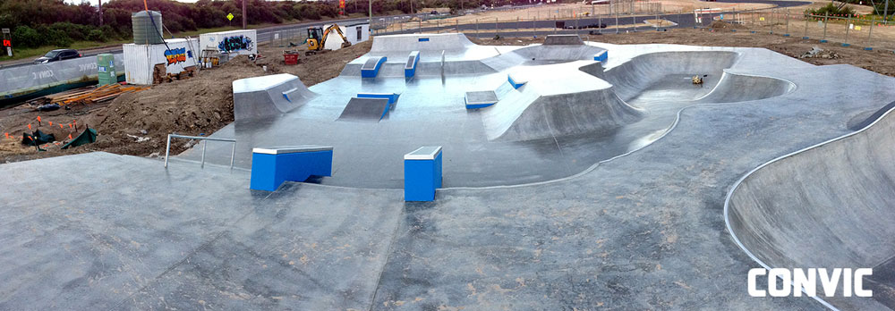 RE: New Green Hill Skate Park Photo's
