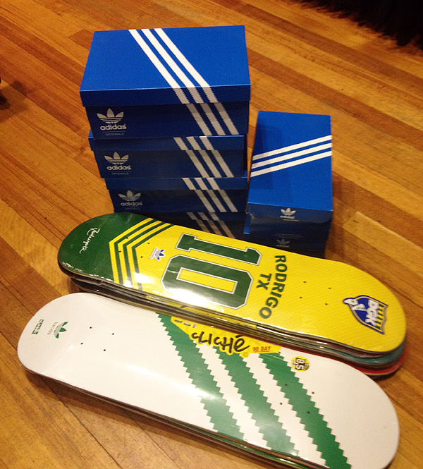 RE: adidas Skate Copa WC2014 Tipping Comp