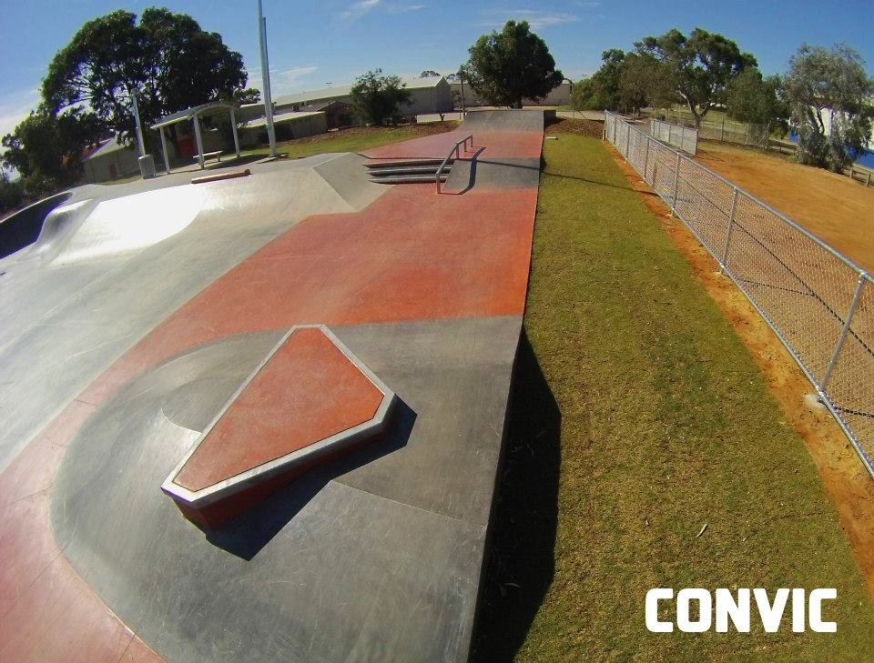 RE: Wonthella Skatepark Extension